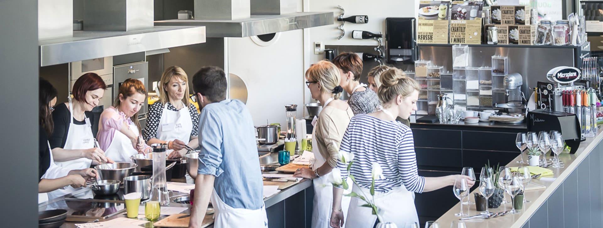 Des cours de cuisine chez Anne Sophie Pic (Valence)